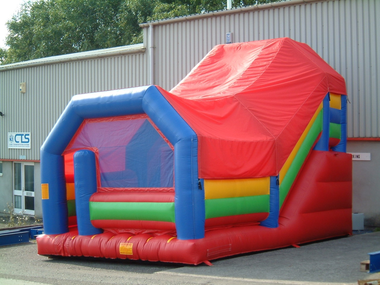 bouncy-castle-hire-cork-abacus-combo