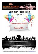 Summer BBQ Cork 2014 with Marlboro Promotions